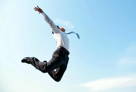 飛び上がれ! 人生やり直せる!年齢も経験も関係ないと考えれば何でもできる!