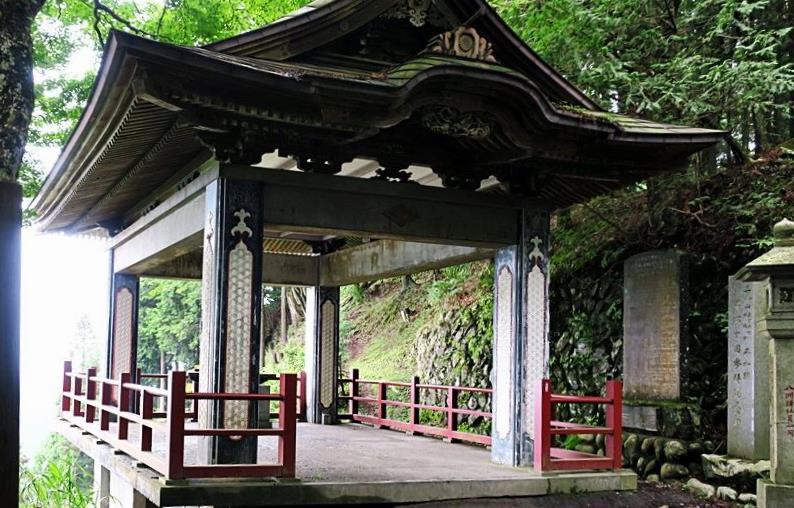 三峰神社見晴らし台