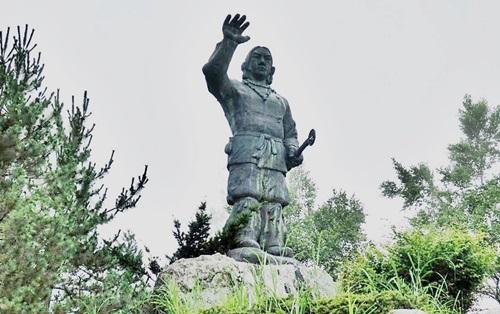 日本武尊 三峯神社天空の奥宮でパワー強大なオオカミ神と白い氣守りをGet!
