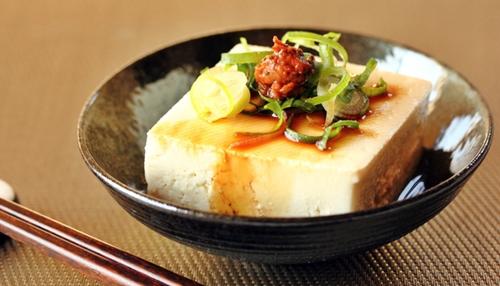 ダイエットのために豆腐